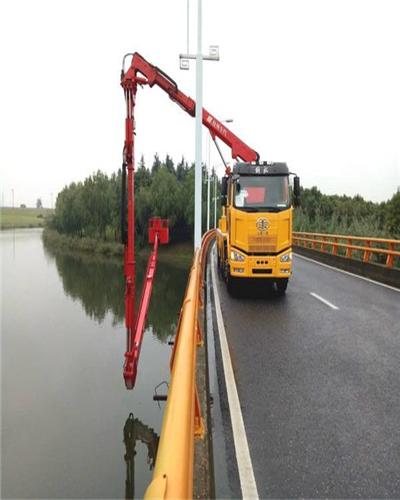 16米臂架桥检车出租
